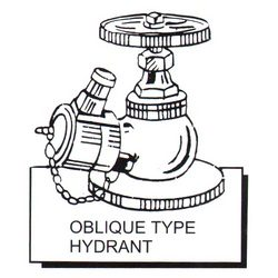 Oblique Type Hydrant