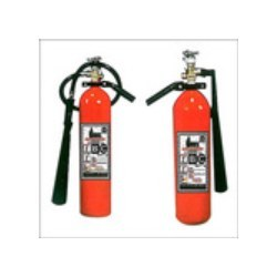 Carbon Dioxide Portable & Mobile Fire Extinguisher