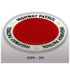 Guard Rail Reflectors (RSPR - 304)