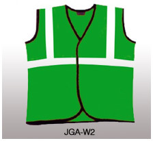 Reflective Safety Jackets (JGA-W2), Safety Jacket products by ...