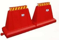 Roto Road Crash Barriers