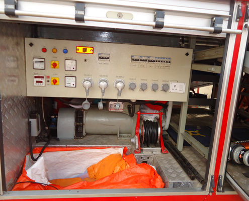 Fire Protection Annual Maintenance Contract