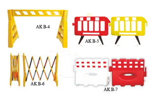 Safety Barrier AK B-4/5/6/7