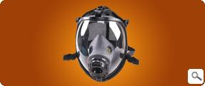 Reusable - Full Face Mask V-777