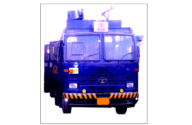 Water Canon (Riot Control Vehicle)