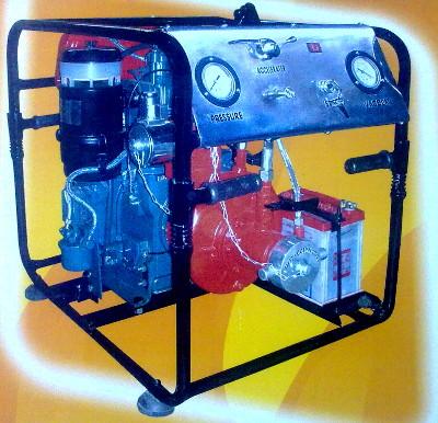 Portable Fire Pump Diesel