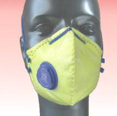 Venus V-410-V FFP1 S Comfort Fold Flat Style Respirator
