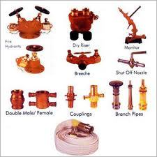 Equipments For Fire Hydrant System