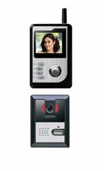 Wireless colour Video Door Phone