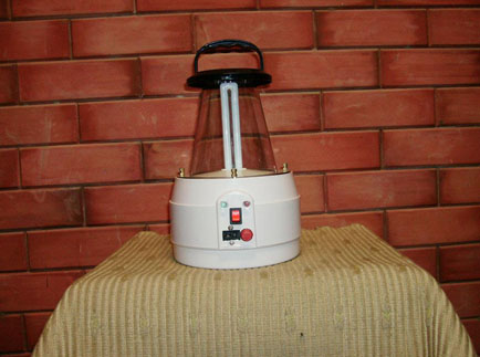 CFL Emergency Lantern