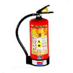 Fire Extinguisher & Refilling