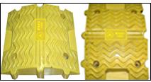 Plastic Speed Retarder Alexis 1409