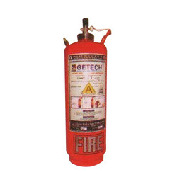 Water Type (Gas Cartridge) Fire Extinguisher