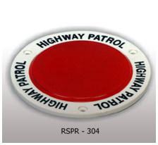 Guard Rail Reflectors (RSPR - 304)