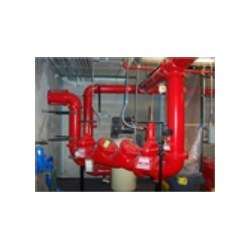 Hydrant System or Pump House