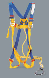 Fall Protection Harness QMAX 4