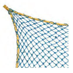 Double Cord Safety Net