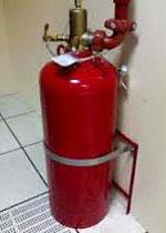 Gas Suppression Systems (FM200)