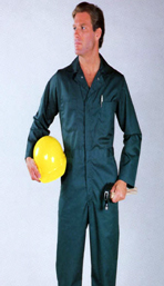 BODY PROTECTION CLOTHING