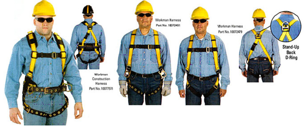 FALL PROTECTION KITS / Work at Height Self Containing Kits