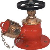 FIRE HYDRANT VALVE SINGLE CONTROL