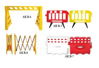 Safety Barrier AK B-4/5/6/7