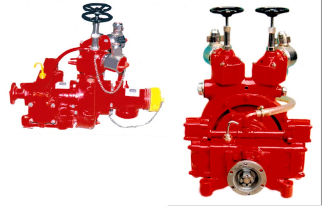 Centrifugal Single Stage Fire Pump