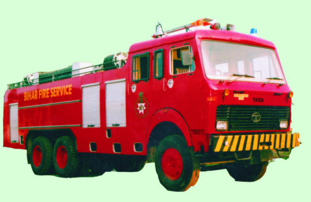 Compined Foam Tender
