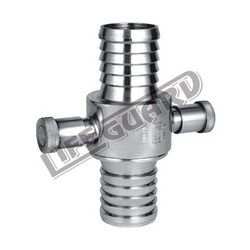 Lifeguard Aluminum Fire Hose Coupling