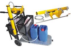 Lifeguard Mobile Foam Unit