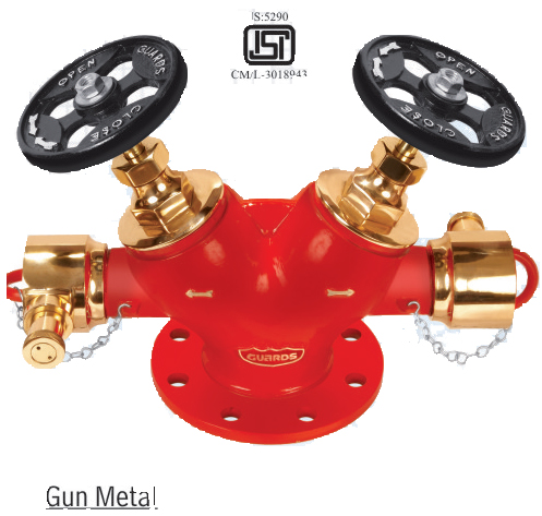 Gun Metal (Double)