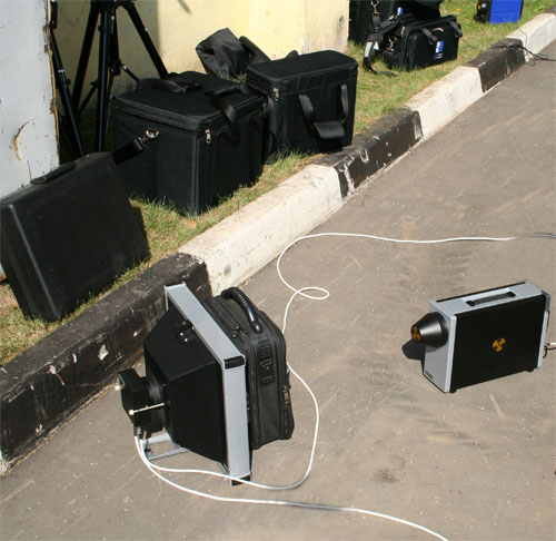 Portable Xray System