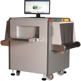 Small And Medium Xray Baggage Scanner