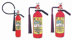 Carbon Di Oxide Type Fire Extinguisher