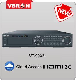32 Channel DVR