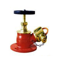 OMEX Single Way Landing Valve (Hydrant)