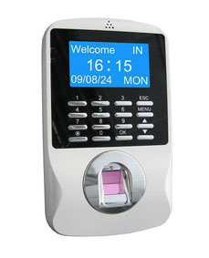 Professional Access Control with Data & Weigend IN Out