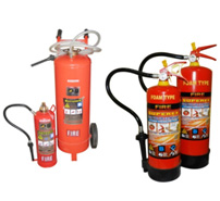 Mechanical Foam Type Fire Extinguisher, IS: 15683:2006