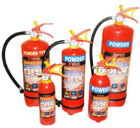 Dry Chemical Powder Fire Extinguisher IS : 15683 - 2006 (Stored