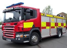 EMERGENCY RESCUE TENDER fire tender
