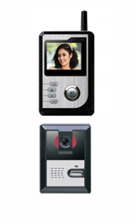 Wireless colour Video Door Phone