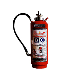 Dry Chemical Powder Type Fire Extinguisher (DCP)